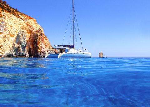 Boat Trip milos Θαλάσσια Εκδρομή Θαλάσσια Εκδρομή Boat Trip milos